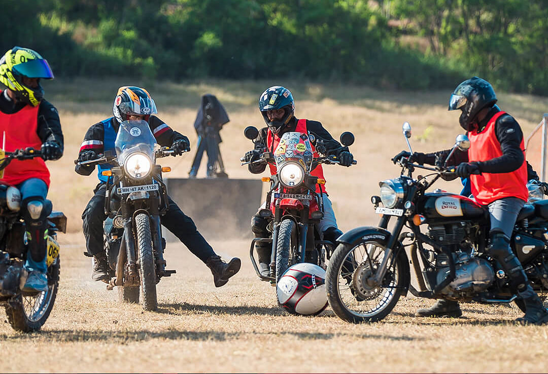 Royal Enfield Rider Mania is back!