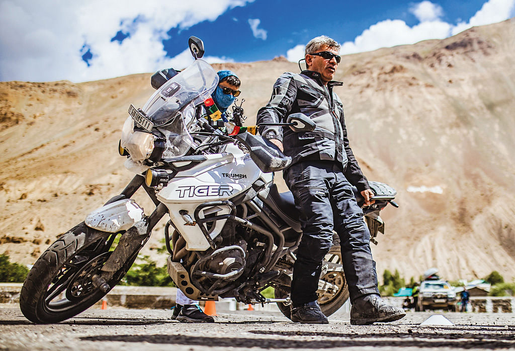 Triumph Tiger Trails: Splendid Spiti 3.0