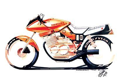 REAR BRAKE PADS fit SUZUKI GS 1100 1980-84/' GS1100 81 82 83 Katana
