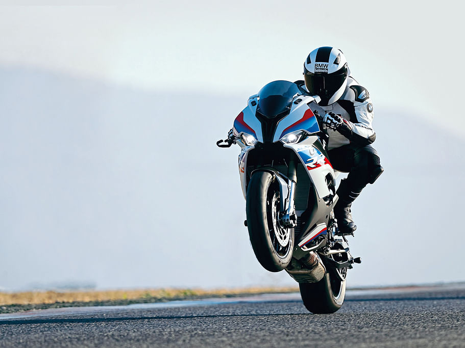 In conversation with Joseph Maechler, Project Manager, BMW S 1000 RR