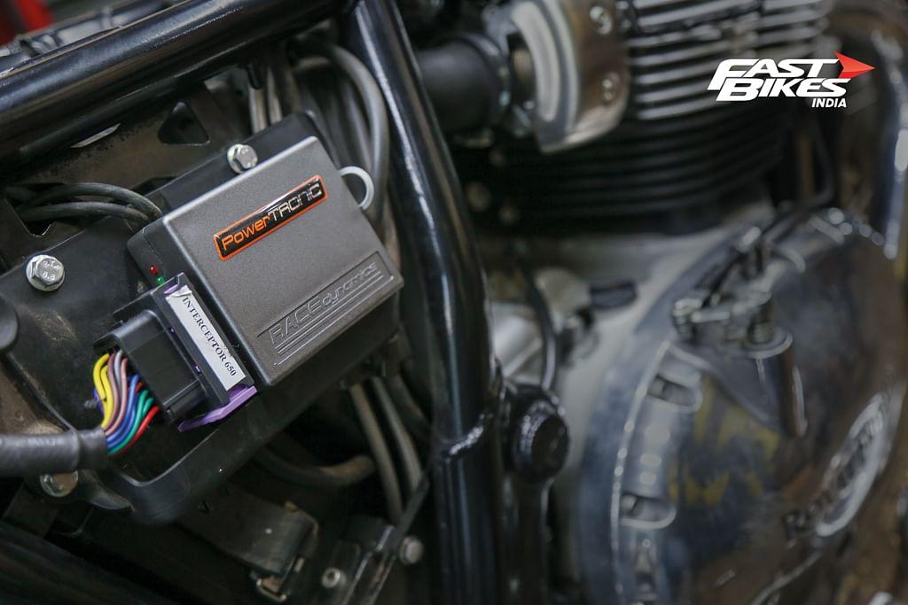 How to Install Powertronic Piggyback ECU