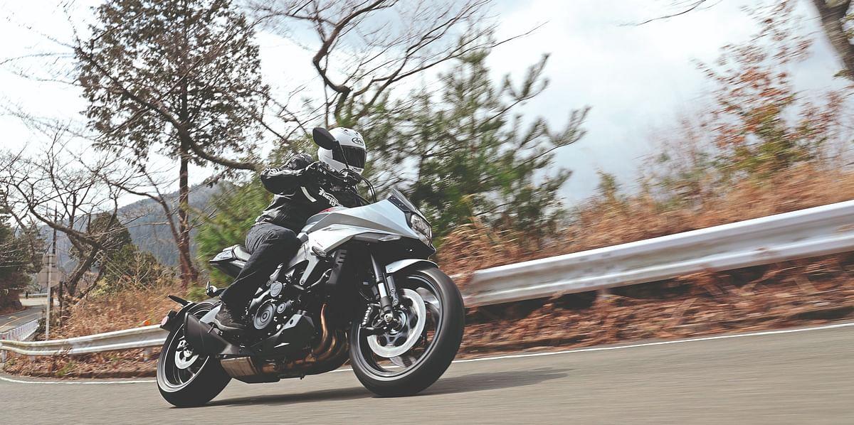Suzuki Katana: First ride review