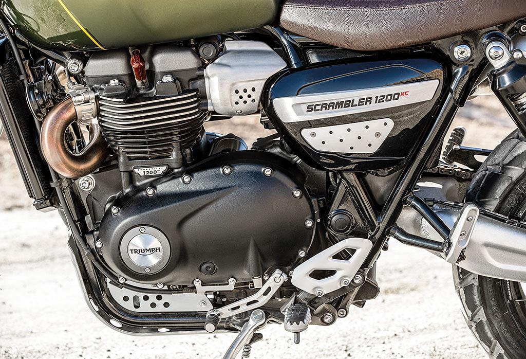 Triumph Scrambler 1200 XC: First ride review
