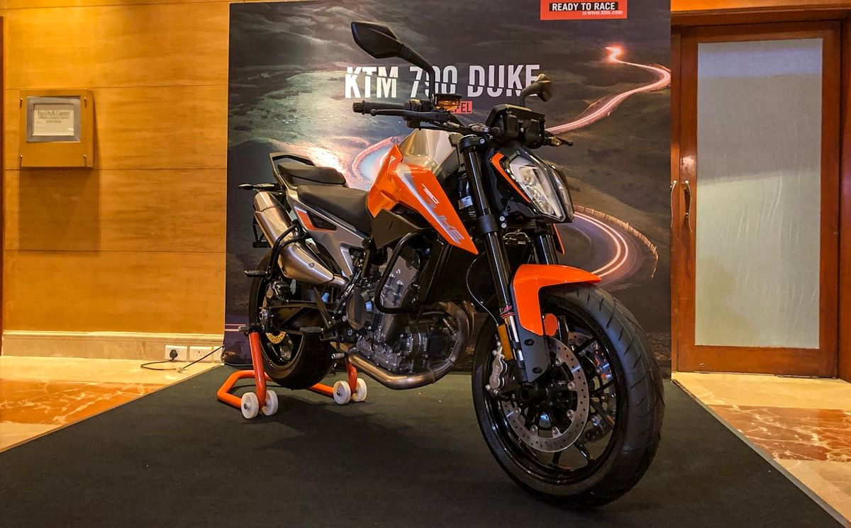 KTM launches 790 Duke in India for Rs 8.63 lakh
