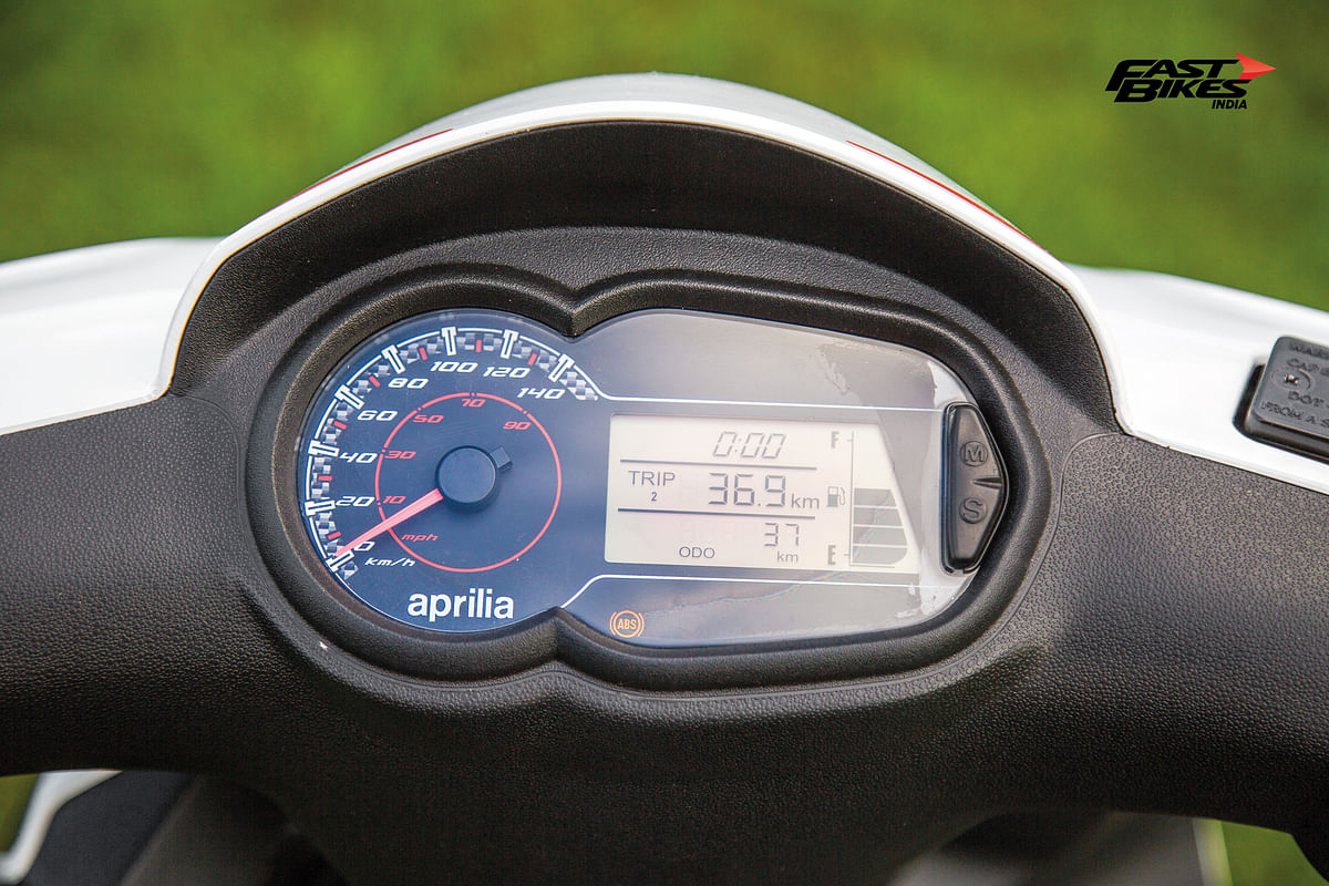 2019 Aprilia SR 150 ABS Review
