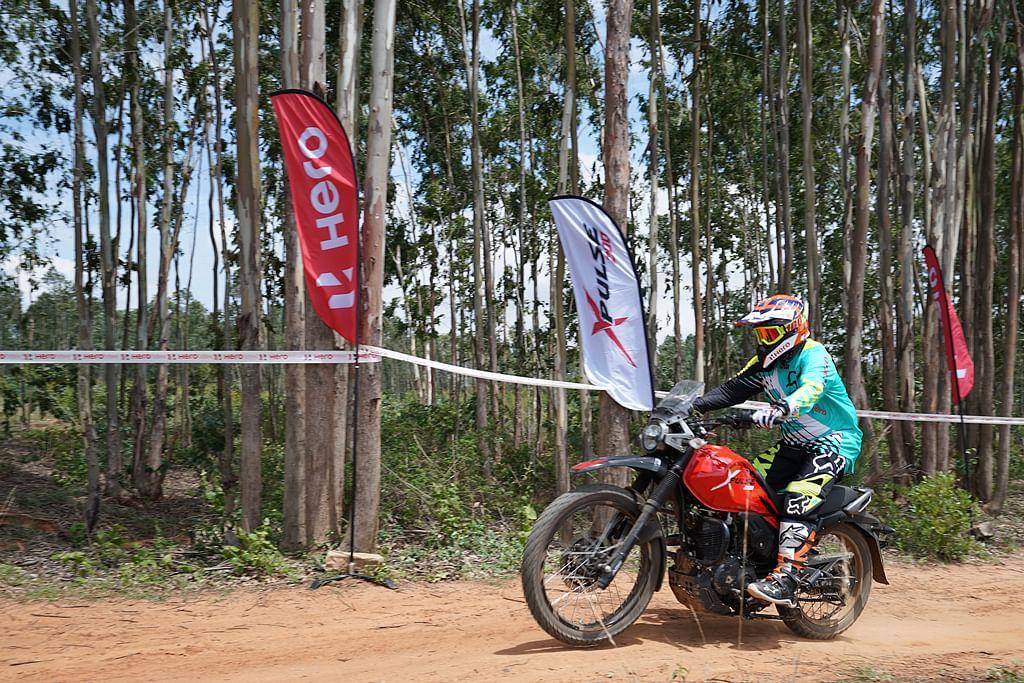 Hero XTracks off-roading experience comes to Bengaluru