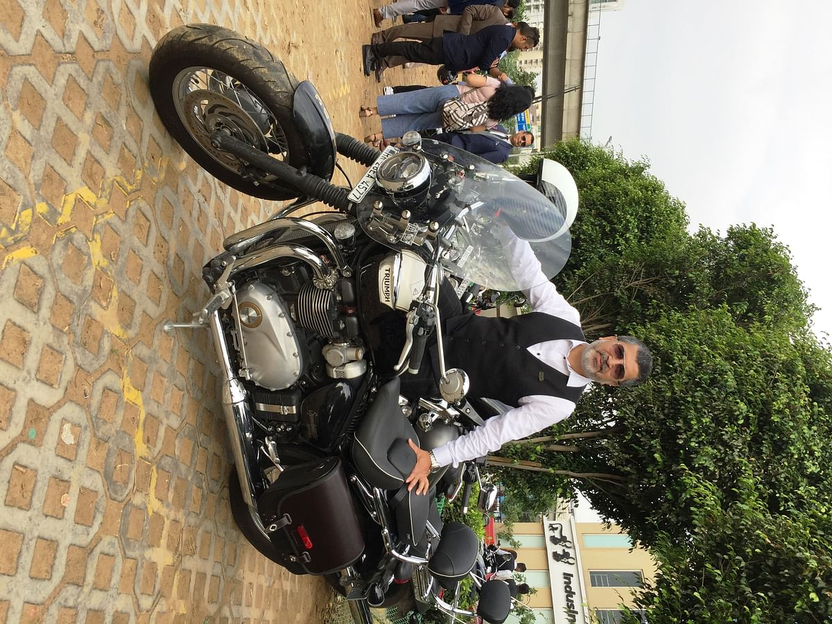 Triumph India organises the sixth edition of Distinguished Gentlemen's Ride