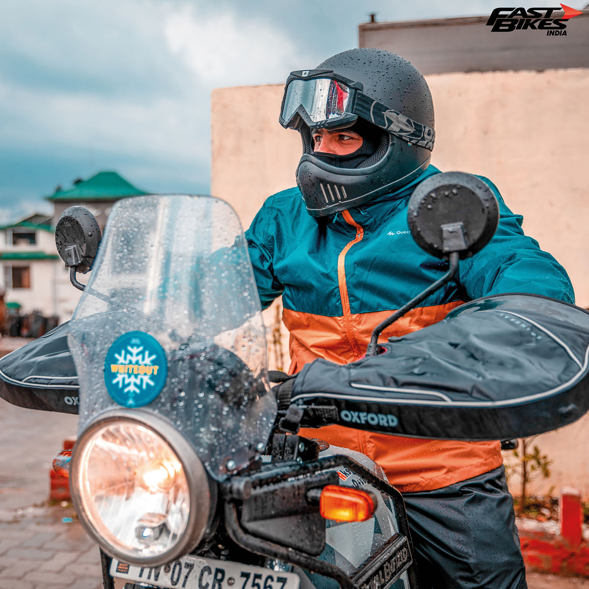 Vijay Parmar Column – The gear you'll need to deal with the elements