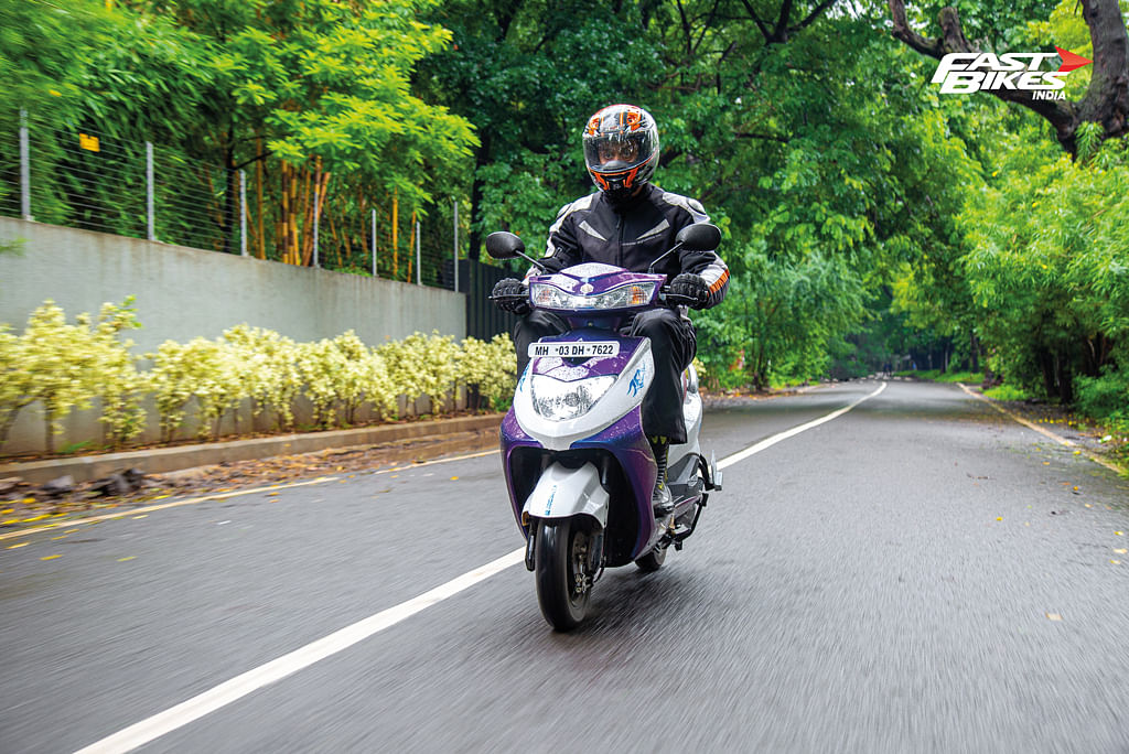 Greaves Ampere Zeal: First Ride Review