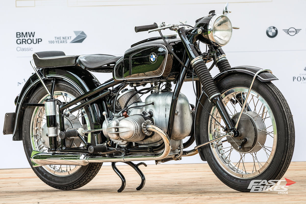 Concorso di Motociclette: A glorious symphony of engines
