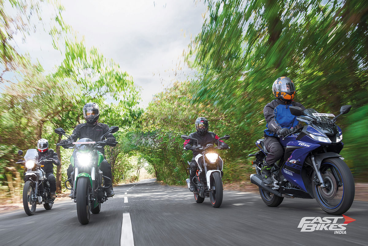 Street Brawl – KTM 125 Duke vs Yamaha MT-15