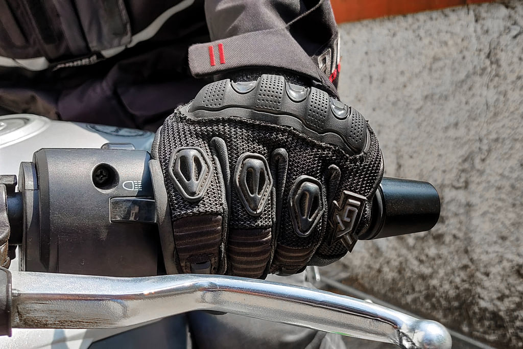 XDi Stealth short cuff gloves review