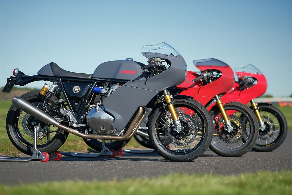 Royal Enfield wins big at the Bike Shed Festival with Custom Continental GT 650