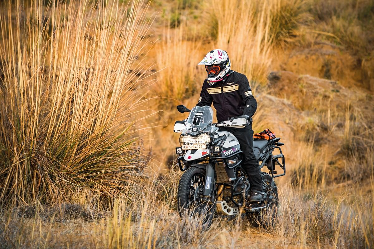 Vijay Parmar column – How to protect your ADV bike from the elements