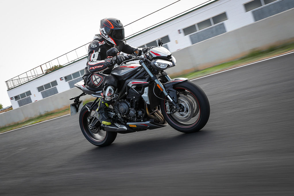 2020 Triumph Street Triple RS review: Best mid-weight naked gets better