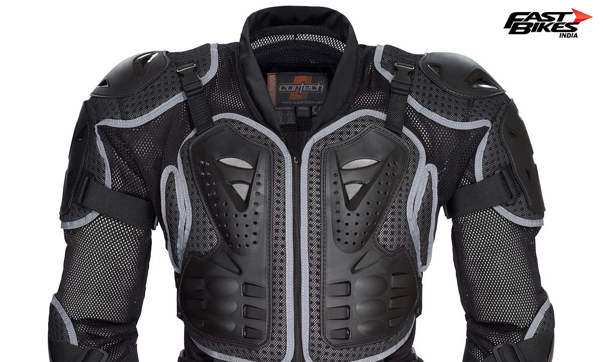 Geared up - Cortech Accelerator Armour Jacket