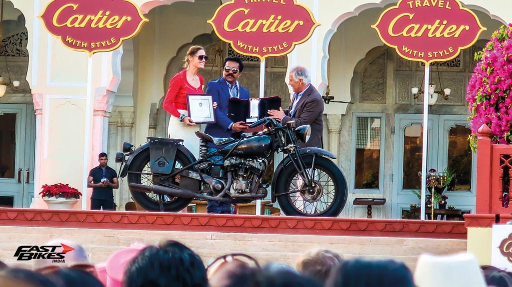 Cartier Concours: Class Shows!