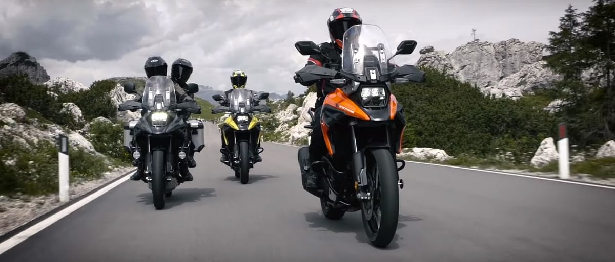 2020 Suzuki V-Strom 1050 and 1050XT UK prices revealed