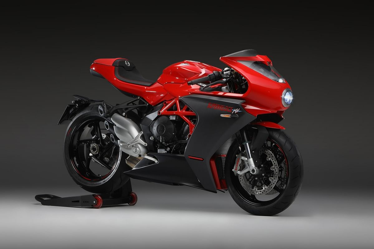 MV Agusta Superveloce 800 revealed
