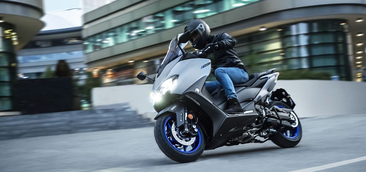 EICMA 2019: Yamaha reveals 2020 Tracer 700GT and TMAX 560