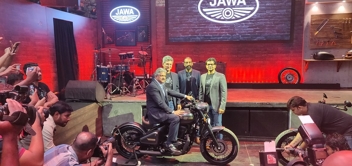 Jawa celebrates its first anniversary with the launch of Perak