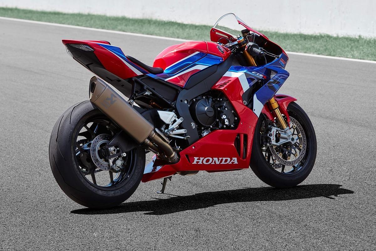 EICMA 2019: Honda reveals the CBR1000RR-R Fireblade and Fireblade SP