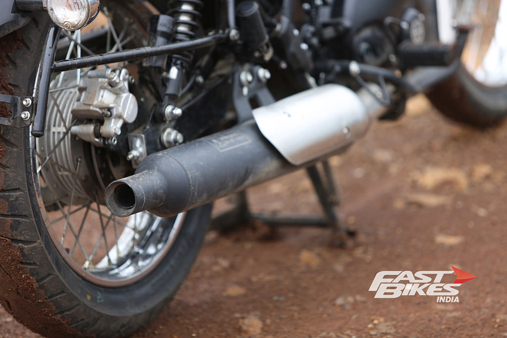 Benelli Imperiale 400- First Ride Review