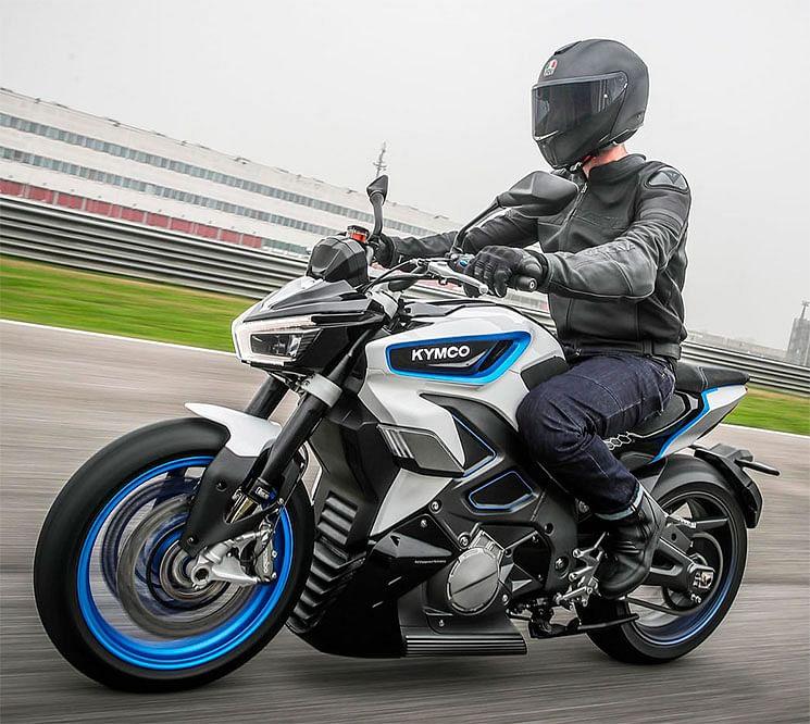 EICMA 2019: Kymco reveals the RevoNEX electric motorcycle