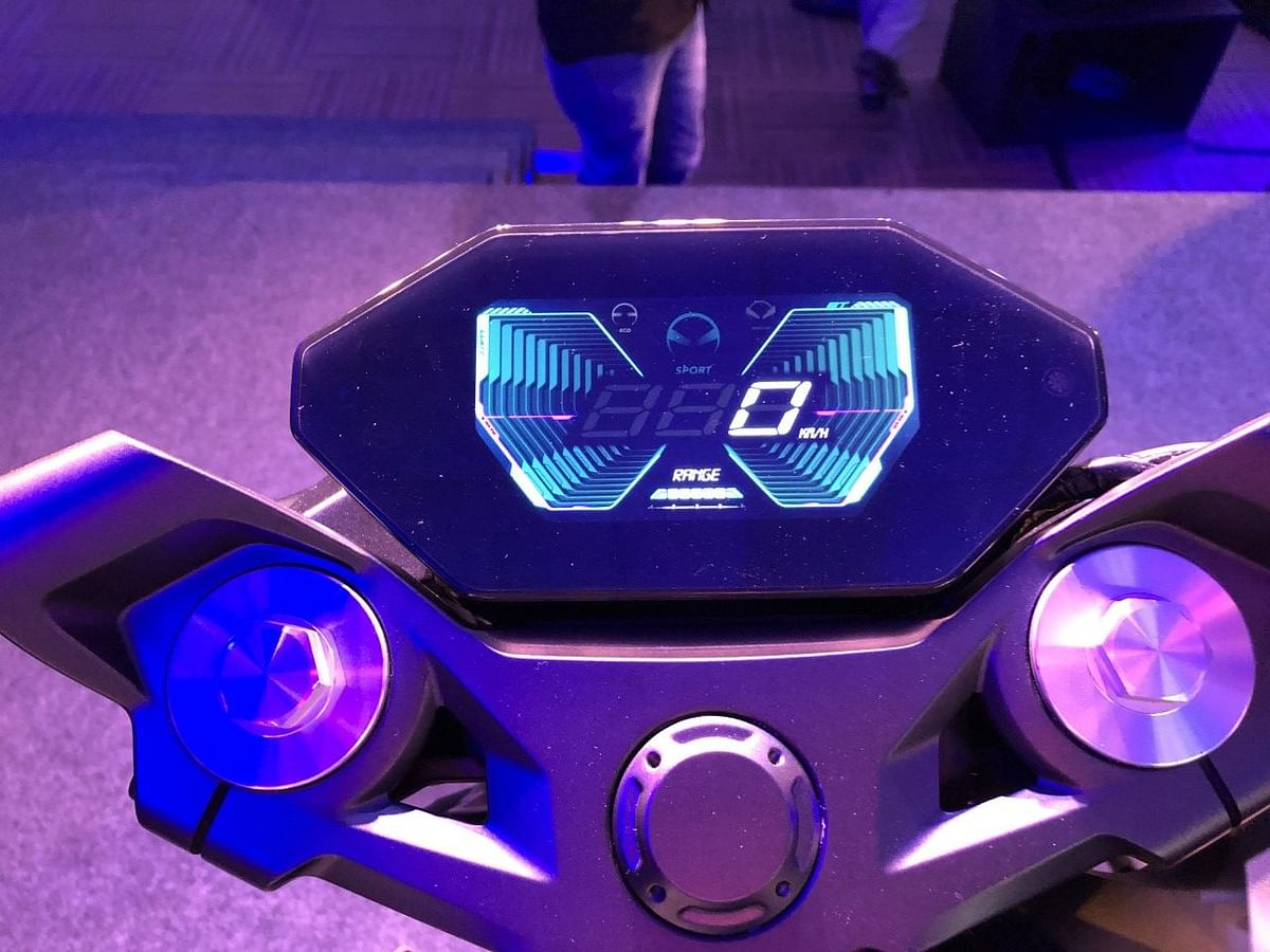 Ultraviolette unveils the brand's first performance electric bike, F77