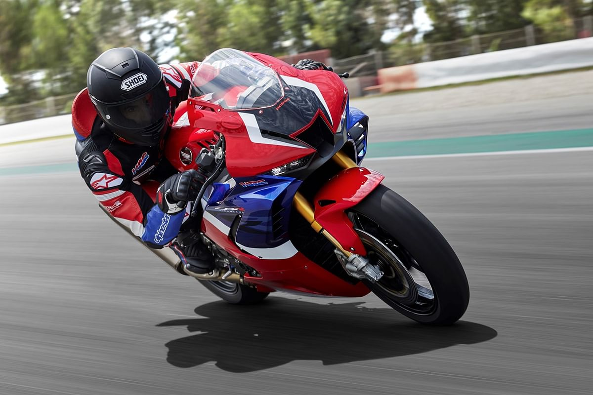 EICMA 2019: Honda reveals the CBR1000RR-R Fireblade and Fireblade SP