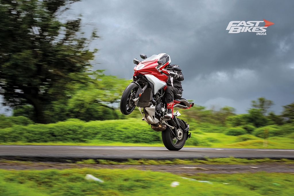 MV Agusta Turismo Veloce 800: First Ride Review
