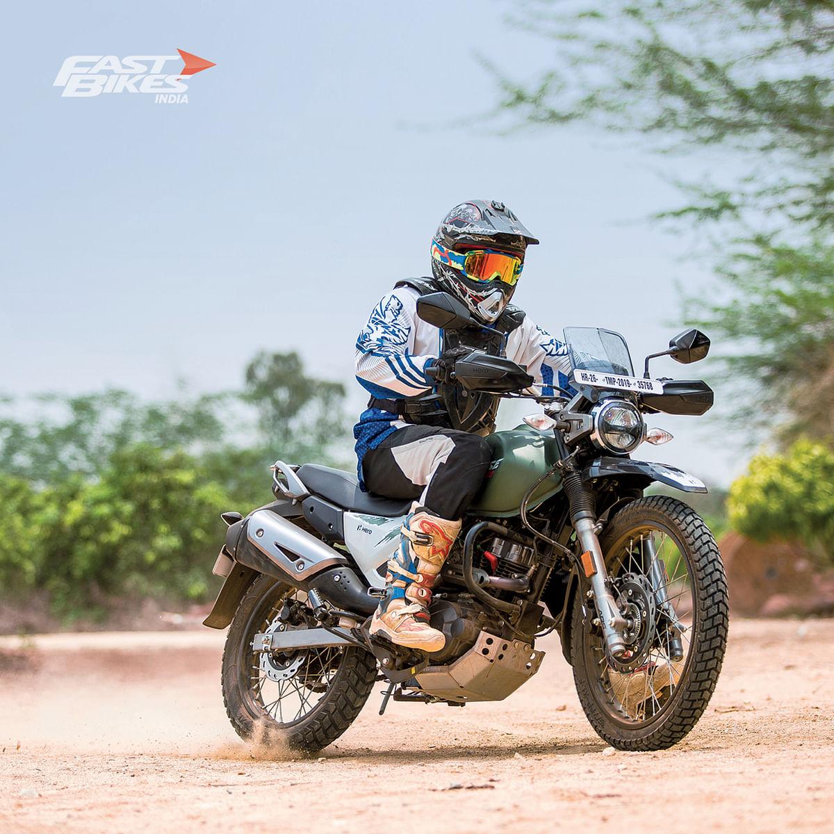 Bijoy Kumar column – The charm of on-off road bikes