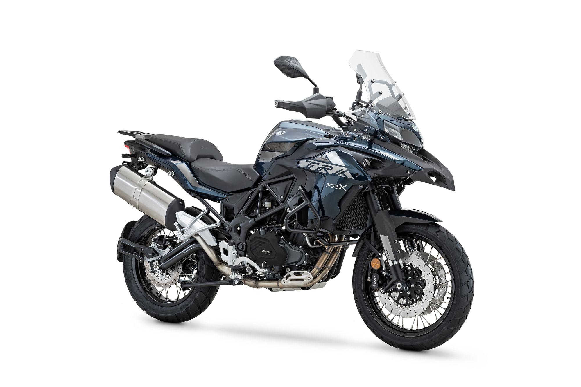 2019 TRK 502 X ABS Benelli Adventure Bike Review Specs