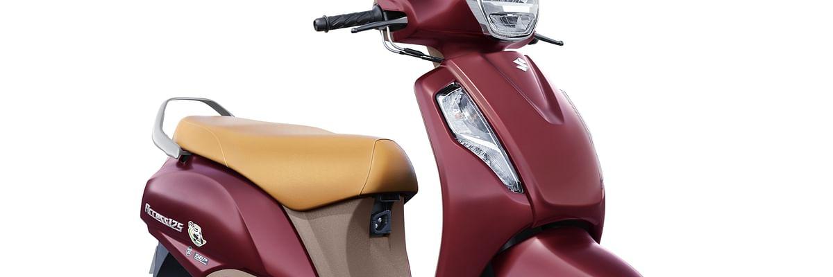Suzuki announces Access 125 with BS6 trickery