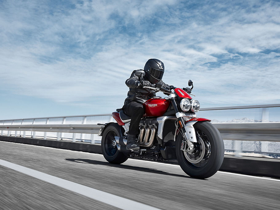 India Bike Week 2019 - Triumph Rocket 3 R launched at Rs 18 lakh