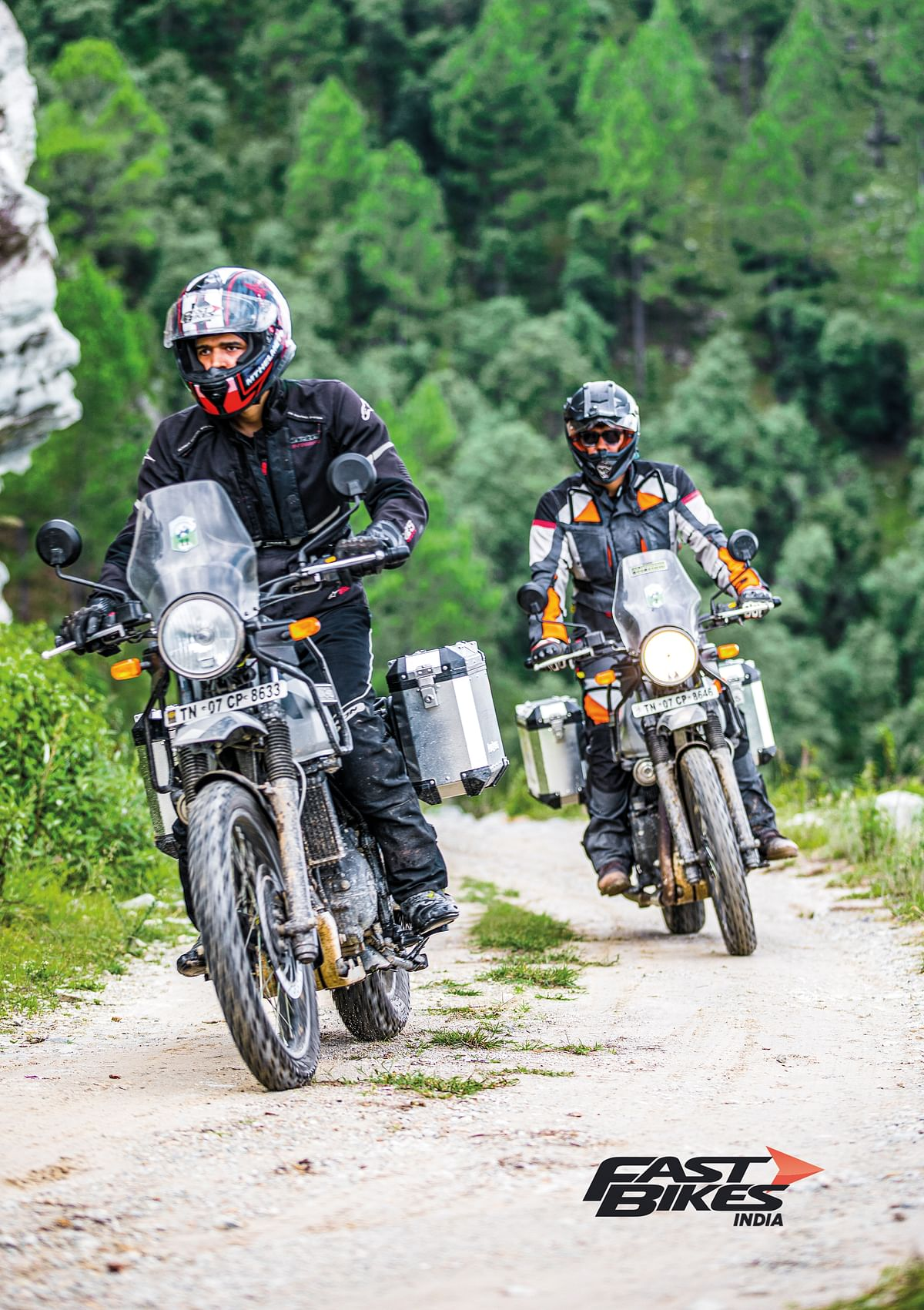 Royal Enfield Tour of Uttarakhand: Welcome to the Jungle