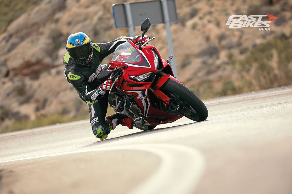 Honda CBR650R: First Ride Review