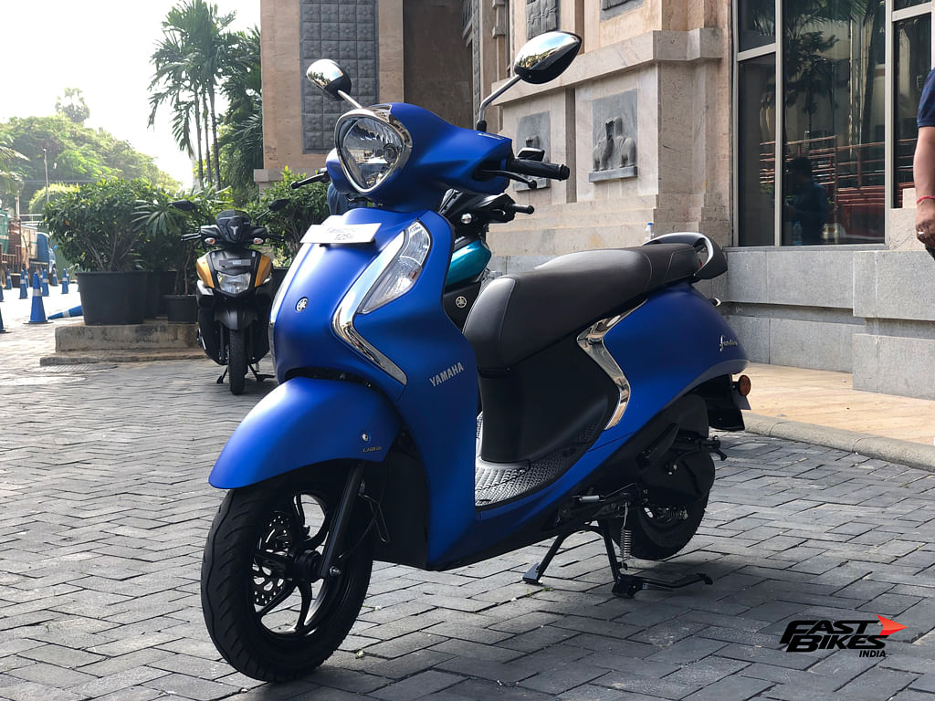 Yamaha Fascino 125 FI and RayZR 125 FI review