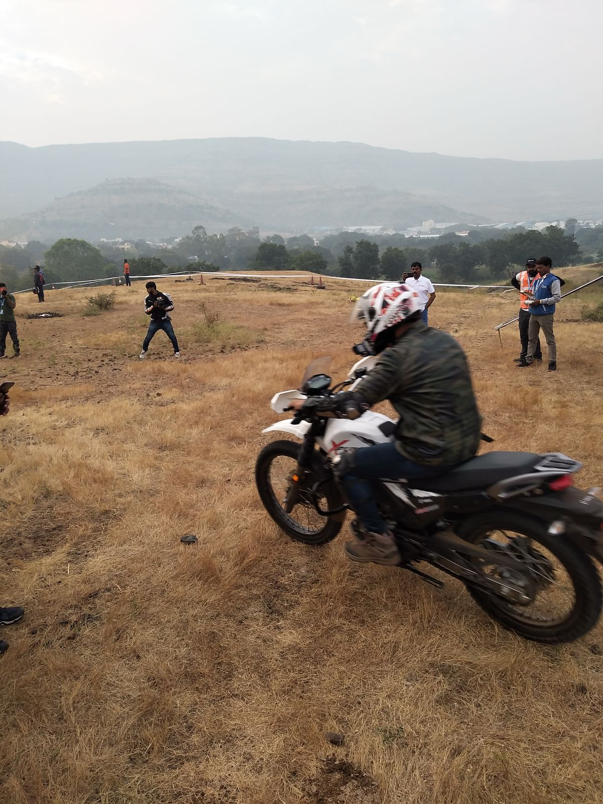 Hero XTracks off-roading experience gets a roaring response in Pune