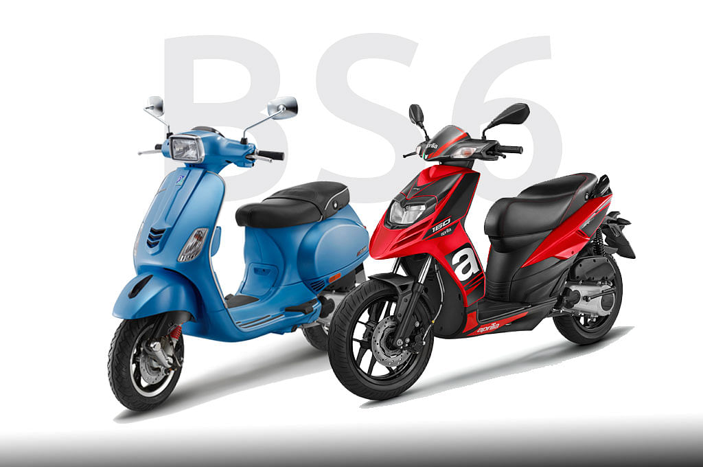 Piaggio India launches fuel-injected BS6 Vespa and Aprilia range
