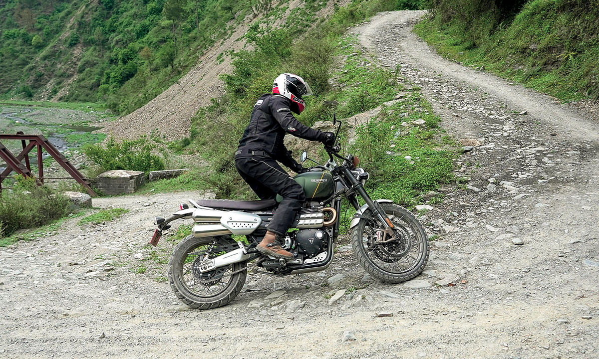 Vijay Parmar Column – When your bike isn't designed with you in mind