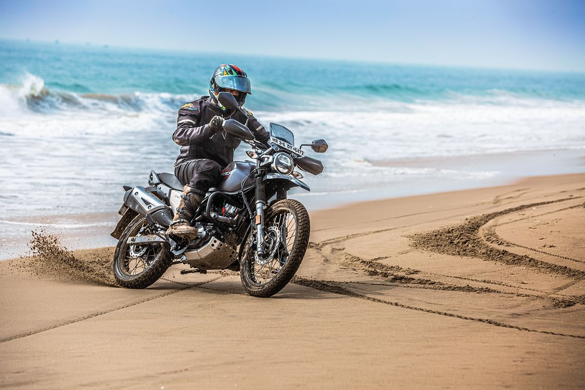 Into the Unknown: Hero Motocorp Xpulse 200 on the beaches of Odisha