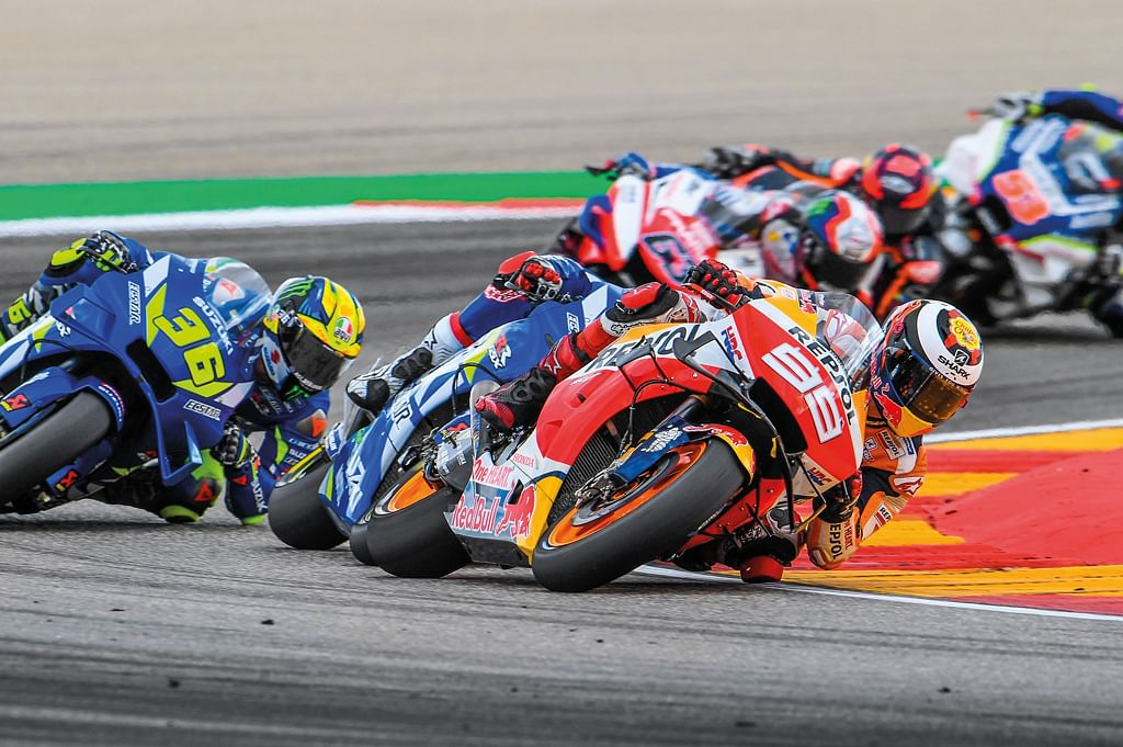 MotoGP 2020 schedule is out