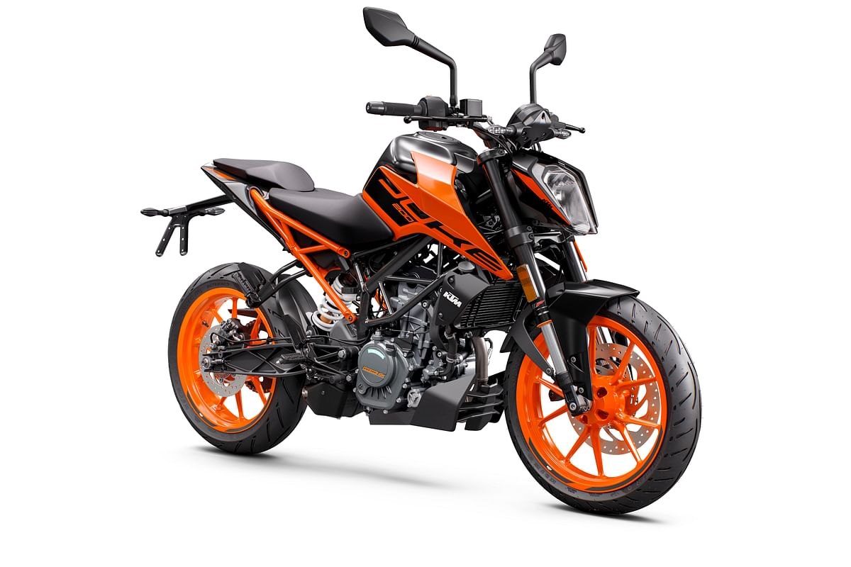 2020 KTM range launched with BS6 engines | 200 Duke gets an entire makeover