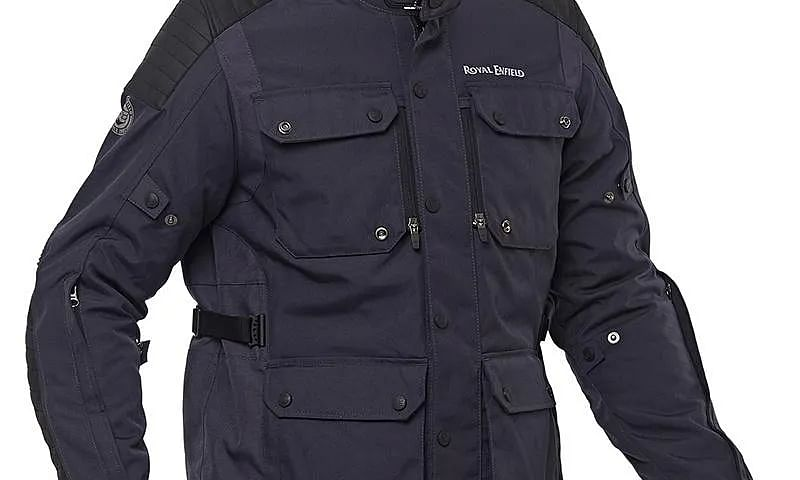 Winter riding essentials - Royal Enfield Khardung La jacket