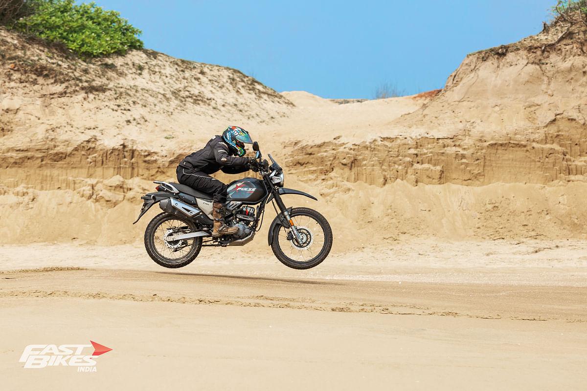 Into the Unknown: Hero Motocorp Xpulse 200 on the beaches of Odisha