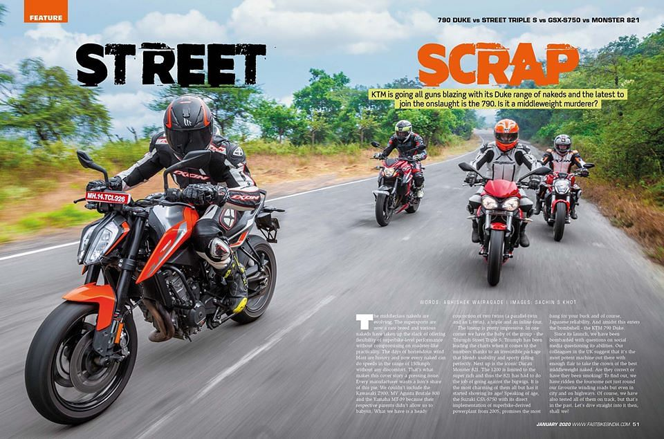 Fast Bikes India January 2020 issue: On stands now!
