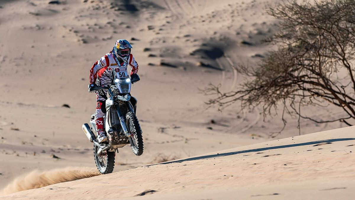 Dakar 2020: Hero MotoSports Team Rally riders produce mixed results after stage one