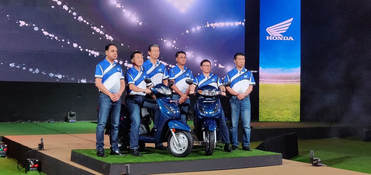 Honda Activa 6G launched at Rs 63,912