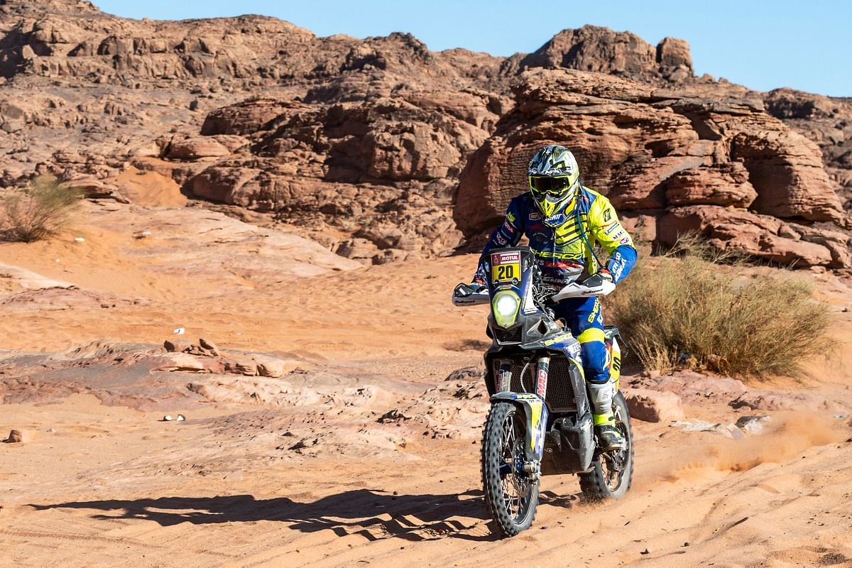 Dakar 2020: Ricky Brabec leads after Stage 3